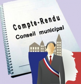 "Illustration du document ""Conseil Municipal - 30/03/2014"""